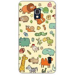 Fantastic Case - LG Swift F6 - etui na telefon - zoo