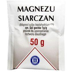 MAGNEZU SIARCZAN - Sól gorzka - 50g - 50g