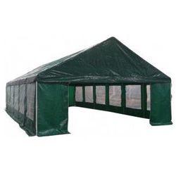 Pawilon ogrodowy, festynowy 6x12 m - zielony