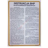 Instrukcja BHP w kotłowniach gazowych