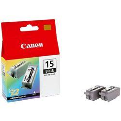 Tusz Canon BCI-15BK Czarny do drukarek (Oryginalny) [5.5ml]