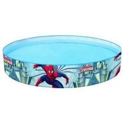 Bestway, Spider-Man, basen rozporowy, 152x25 cm Darmowa dostawa do sklepów SMYK