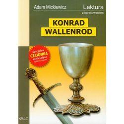 Konrad Wallenrod z opracowaniem (opr. miękka)