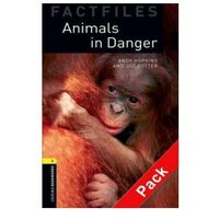 Factfiles 1: Animal In Danger + Cd