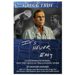Gregg Troy - It's Never Easy