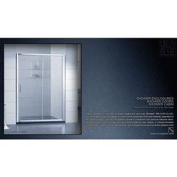 DRZWI PRYSZNICOWE AXISS GLASS AN6121D 1500mm