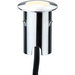 Lampa LED zewnętrzna do zabudowy Paulmann 93784, 4x0.7 W, LED wbudowany na stałe, 2700 K, IP67, (ØxW) 4.3 cmx8.3 cm