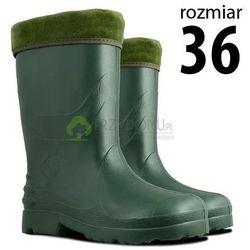 Kalosze 032 EVA damskie zielone rozm.36
