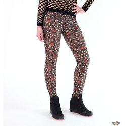 spodnie damskie (legginsy) Trunek BRAND - Killer Star