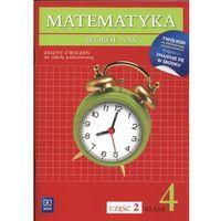 Matematyka Wokół Nas 4 Zeszyt Ćwiczeń Część 2 (opr. miękka)