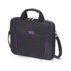 """Torba dla laptopów DICOTA Slim Case BASE 14-15.6"""" (D31000) Czarna/Różowa"""