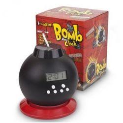 Bombowy budzik - skarbonka