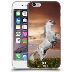 Etui silikonowe na telefon - WILDLIFE HORSE