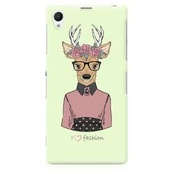 Etui Sony Xperia Lovely deer