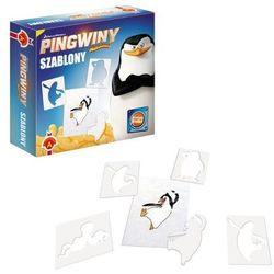 Szablony Pingwiny z Madagaskaru