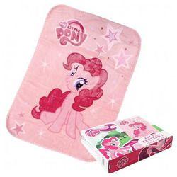 Koc akrylowy - gruby My Little Pony 80x110 cm