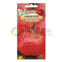 Pomidor Malinowy Olbrzym 1g gruntowy wysoki