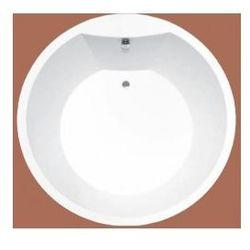 Wanna okrągła Ruben Solar Ø 175 cm, biała, system hydromasażu Maxus Maximus Solar175 + Maxus Maximus