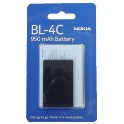 Bateria Nokia BL-4C 950 mAh Li-Ion | Faktura 23%