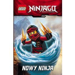 Lego Ninjago Nowy ninja - Wysyłka od 3,99 (opr. miękka)