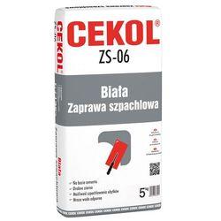 Zaprawa szpachlowa ZS-06 Cekol, 5kg
