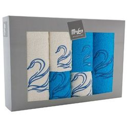Komplet 6 ręczników Miss Lucy