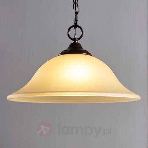 Piękna lampa wisząca SVERA w stylu dworkowym porównaj