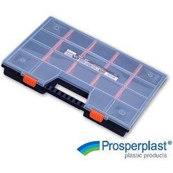 PROSPERPLAST Organizer narzędziowy walizkowy NOR 20