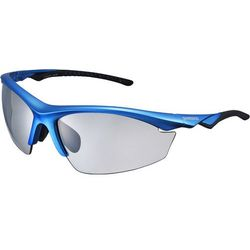 Okulary SH EQX2 PH Metallic Blue/Black Photochromic Grey Shimano
