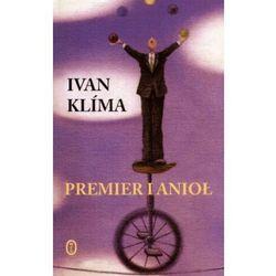 Premier i anioł - Ivan Klima (opr. miękka)