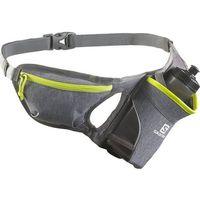 saszetka - nerka Salomon Hydro 45 Belt - Dark Gray Chine/Black/Gecko Green