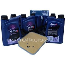 Mineralny olej ATF III + Filtr oleju skrzyni biegów 42RE Dodge Dakota FT1039 / AT9