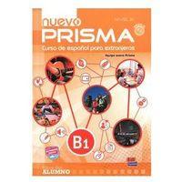 Nuevo Prisma B1 - podręcznik + płyta CD audio - Wysyłka od 3,99 - porównuj ceny z wysyłką (opr. miękka)