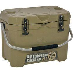 Lodówka turystyczna, samochodowa, pasywna Ezetil High Performance Cooler 25 655010, 25 l, Brązowy