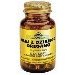 SOLGAR Olej z dzikiego oregano kaps. - 60 kaps.