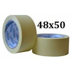 Taśma malarska maskująca papierowa SMART 48mmx50mm