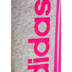 adidas Performance FUN Rybaczki sportowe medium grey heather/shock pink