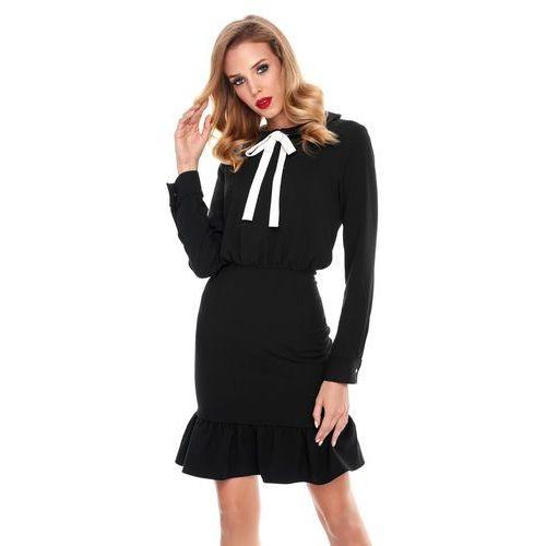 ea6add27b8 Sukienka Rovigo w kolorze czarnym - porównaj zanim kupisz