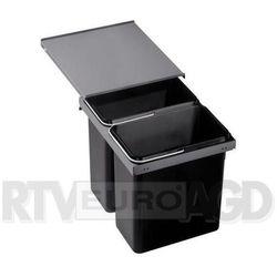 Sortownik odpadów, kosz na śmieci, podwójny BLANCO FLEXON 40/2 (516597)