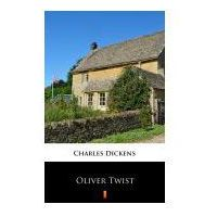 Charles Dickens: Oliver Twist e-book, okładka ebook