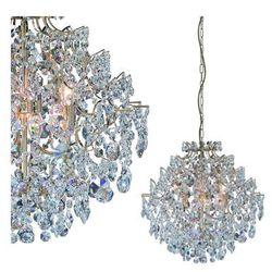 Żyrandol LAMPA wisząca ROSENDAL 100532 Markslojd kryształowa OPRAWA ZWIS IP20 crystal przezroczysty