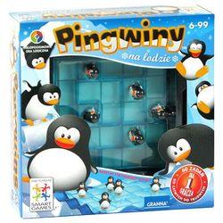 Pingwiny - układanka logiczna Smart Games