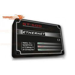 Sterownik ST 500 komunikacji z internetem Moduł ethernet