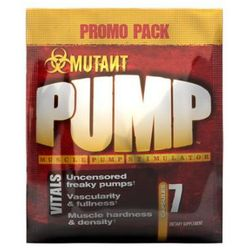 MUTANT Pump 7kaps