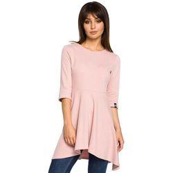 eac98a2ded suknie sukienki pastelowa trapezowa mietowa sukienka z rekawem ...