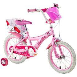 Rower dziecięcy HELLO KITTY Cutie 16