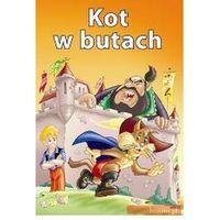 Twoje ulubione bajki. Kot w Butach (opr. broszurowa)