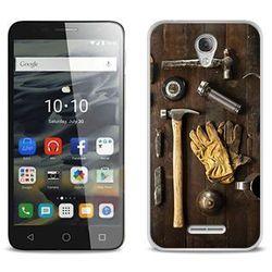 Foto Case - Alcatel POP 4 - etui na telefon Foto Case - narzędzia
