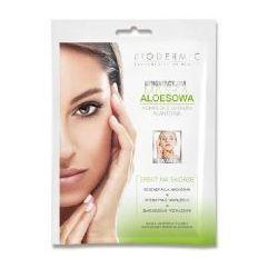 Biodermic Maska do twarzy na tkaninie Aloesowa 24g