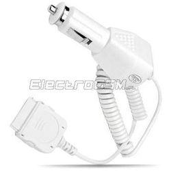 Ładowarka Samochodowa iPhone 3G 4G iPod